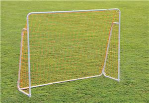 Jaypro Short Sided Portable Soccer Goals (4 Sizes)