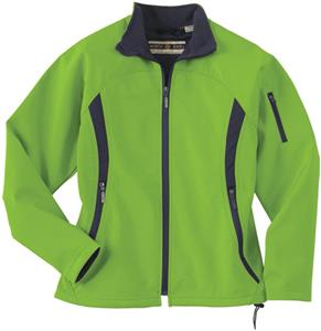 North End Ladies Performance 3-Layer Fleece Jacket