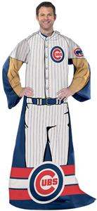 Northwest MLB Chicago Cubs Comfy Throws
