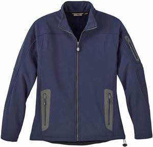 North End Ladies Soft Shell Technical Jacket