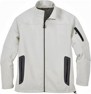North End Mens Soft Shell Fleece Technical Jacket
