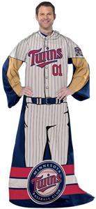 Northwest MLB Minnesota Twins Comfy Throws
