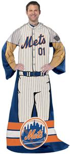 Northwest MLB New York Mets Comfy Throws