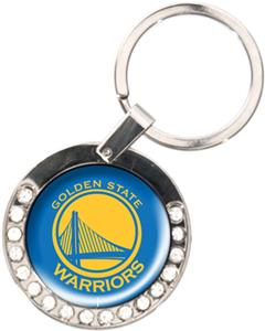 NBA Golden State Warriors Rhinestone Key Chain