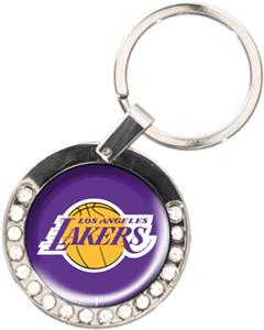 NBA Los Angeles Lakers Rhinestone Key Chain