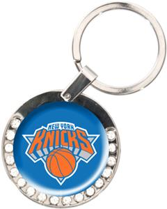 NBA New York Knicks Rhinestone Key Chain