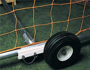Soccer Goal Wheel Kit 4 large 10&quot; wheels