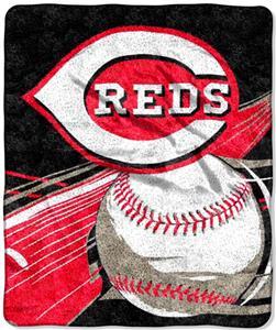 Northwest MLB Cincinnati Reds Sherpa Throws