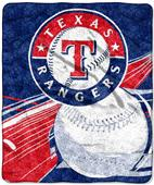 Northwest MLB Texas Rangers Sherpa Throws
