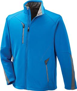 North End Sport Escape Mens Bonded Fleece Jacket