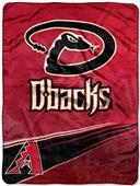 Northwest MLB Arizona Diamondbacks Raschel Throws