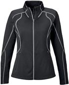 North End Gravity Ladies Performance Fleece Jacket