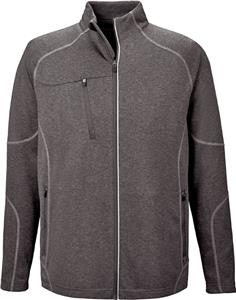 North End Gravity Mens Performance Fleece Jacket