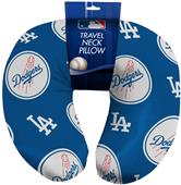 Northwest MLB Los Angeles Dodgers Neck Pillows
