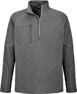North End Catalyst Mens Fleece Half Zip Pullover