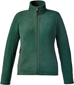 Core365 Journey Ladies Fleece Jacket