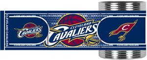 NBA Cleveland Cavaliers Metallic Wrap Can Holders
