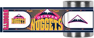 NBA Denver Nuggets Metallic Wrap Can Holders