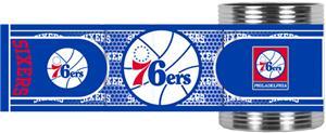 NBA Philadelphia 76ers Metallic Wrap Can Holders