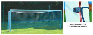 Semi-Permanent World Competition Soccer Goals