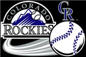 "Northwest MLB Colorado Rockies 20""x30"" Rugs"