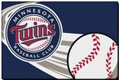 "Northwest MLB Minnesota Twins 20""x30"" Rugs"