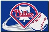 "Northwest MLB Philadelphia Phillies 20""x30"" Rugs"