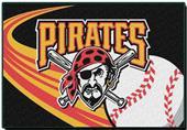 """Northwest MLB Pittsburgh Pirates 20""""x30"""" Rugs"""