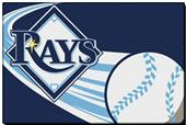 "Northwest MLB Tampa Bay Rays 20""x30"" Rugs"