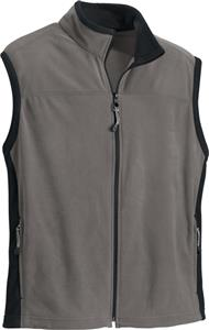 North End Mens Microfleece Vest