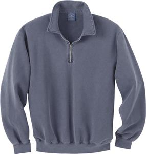 Ash City Mens Vintage Half Zip Fleece Pullover - Cheerleading ...