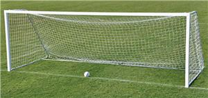 Portable Official Square Aluminum Soccer Goals