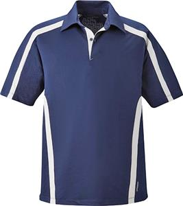 North End Sport Accelerate Mens Performance Polo