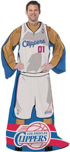 Northwest NBA Los Angeles Clippers Comfy Throws