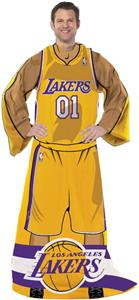 Northwest NBA Los Angeles Lakers Comfy Throws