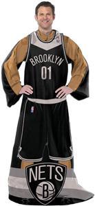 Northwest NBA Brooklyn Nets Comfy Throws
