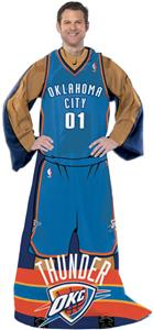 Northwest NBA Oklahoma City Thunder Comfy Throws