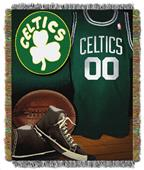 Northwest NBA Boston Celtics Tapestry Throws