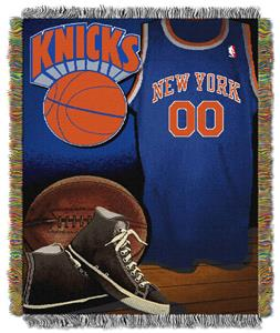 Northwest NBA New York Knicks Tapestry Throws