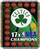 Northwest NBA Boston Celtics Tapestry Throws