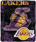 Northwest NBA Los Angeles Lakers Raschel Throws