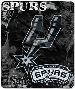 Northwest NBA San Antonio Spurs Raschel Throws