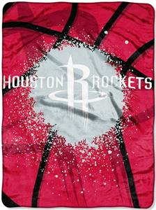 Northwest NBA Houston Rockets Raschel Throws