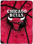 Northwest NBA Chicago Bulls Raschel Throws