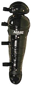 Adams BLG-4 Baseball Catcher's Leg Guards-Youth