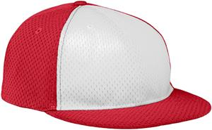 Augusta Sportswear Athletic Mesh Flat Bill Cap