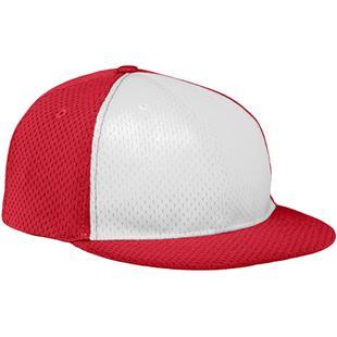 Augusta Sportswear Athletic Mesh Flat Bill Cap