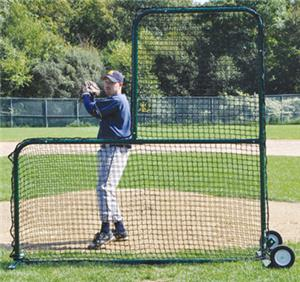 Professional Pitcher's Safety Protector Baseball