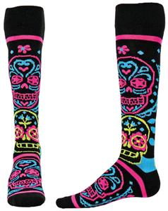 Red Lion Muertos Socks
