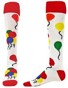 Red Lion Balloons Socks